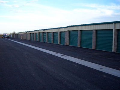 Storage Facility | A Storage Place of Coolidge